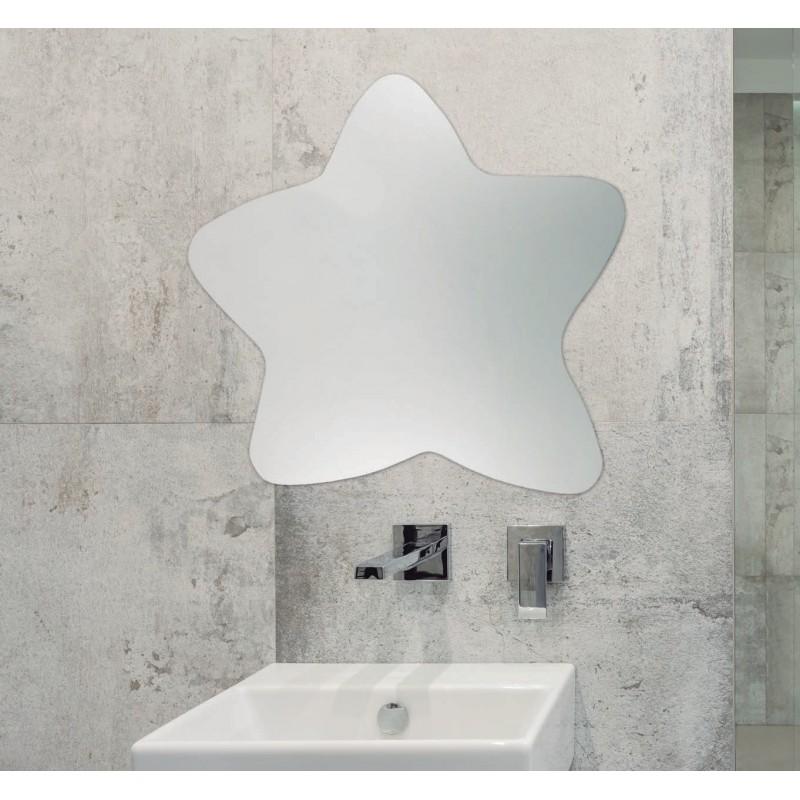 Espejo estrella for Espejos de formas