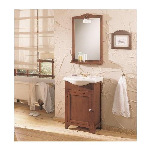 Mueble de ba o rustico provence for Muebles de cuarto de bano grandes