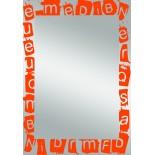 Espejo Serigrafiado